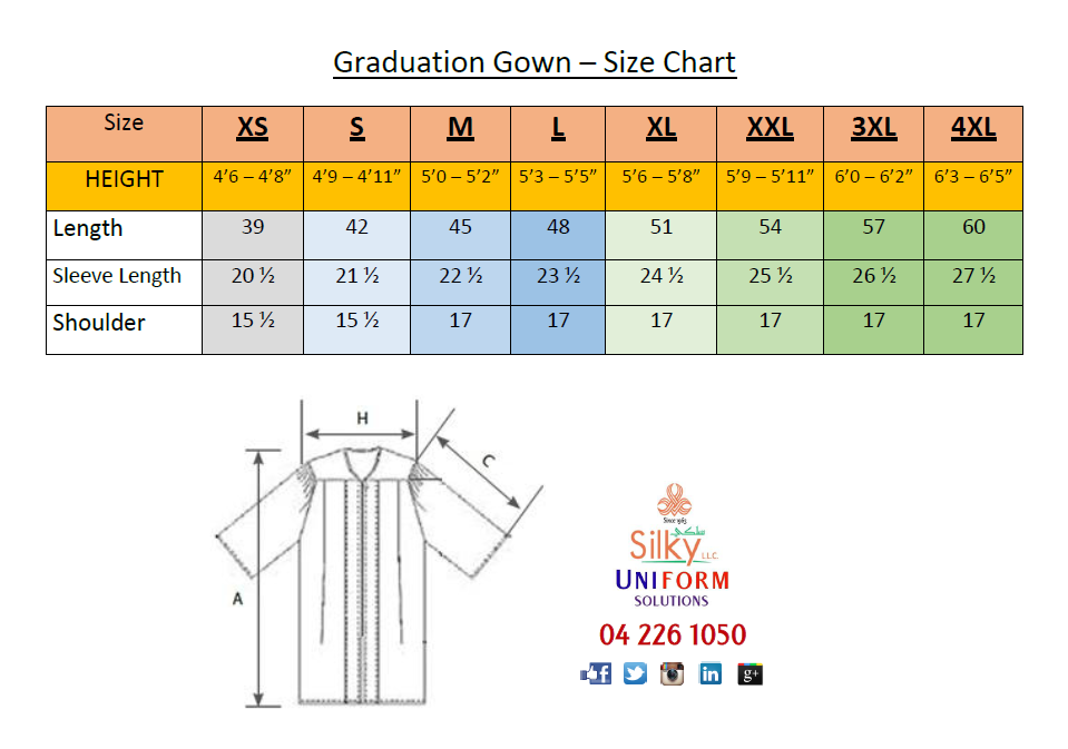 Product Listing Garments Style